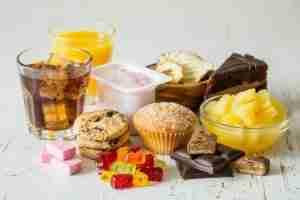 zuccheri e cause di gastrite